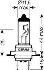 OSRAM 64210SUP Лампа накаливания