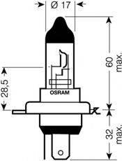 OSRAM 64193NBU Лампа накаливания