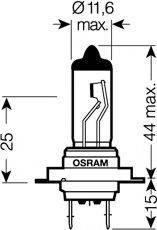 OSRAM 64210CBLHCB Лампа накаливания
