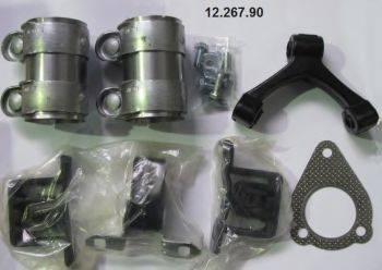 EBERSPACHER 1226790 Монтажный комплект, система выпуска
