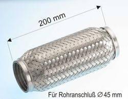 EBERSPACHER 9960005 Гофрированная труба, выхлопная система