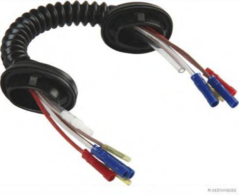 HERTH+BUSS ELPARTS 51277011 Ремонтный комплект, кабельный комплект