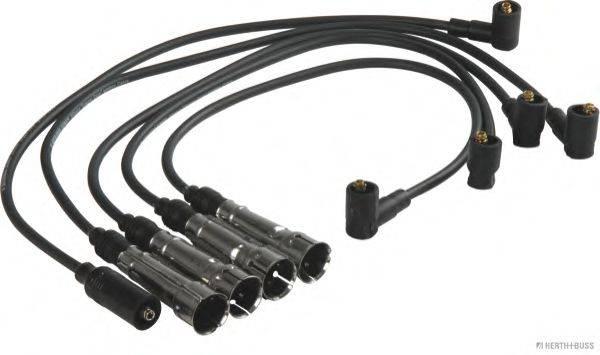 HERTH+BUSS ELPARTS 51278683 Комплект проводов зажигания