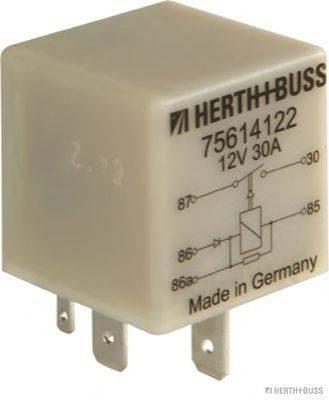 HERTH+BUSS ELPARTS 75614122 Реле, топливный насос