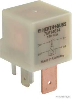 HERTH+BUSS ELPARTS 75614614 Реле, топливный насос