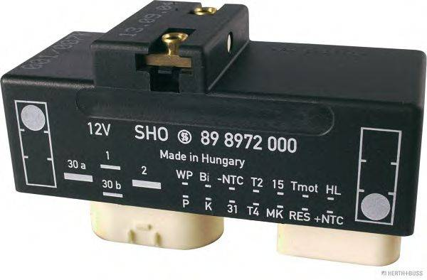 HERTH+BUSS ELPARTS 75898972 Реле, продольный наклон шкворня вентилятора