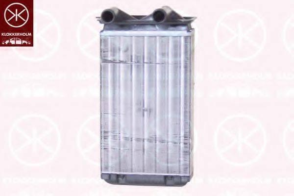 KLOKKERHOLM 9558306117 Радиатор печки