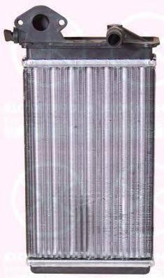 KLOKKERHOLM 9557306062 Радиатор печки