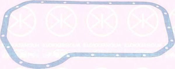 KLOKKERHOLM 9521483 Прокладка масляного поддона