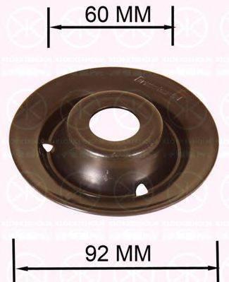 KLOKKERHOLM 9522435 Тарелка пружины