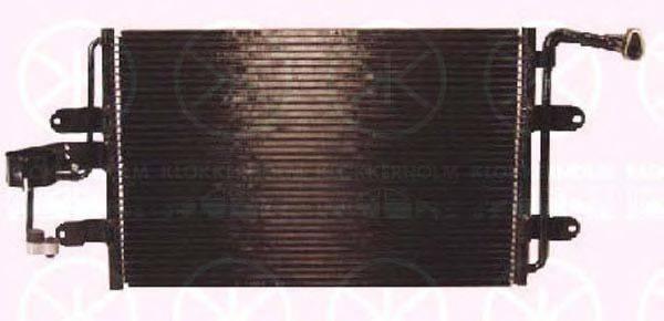 KLOKKERHOLM 9523305130 Конденсатор кондиционера