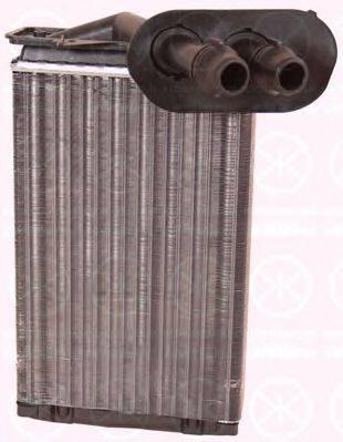 KLOKKERHOLM 9523306173 Радиатор печки