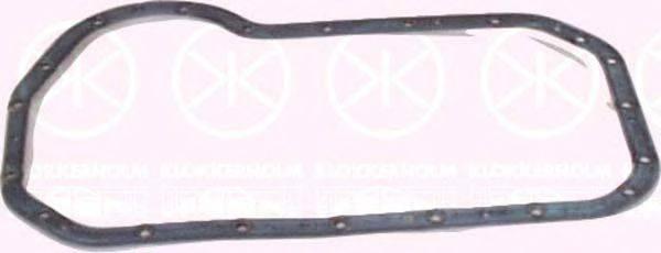 KLOKKERHOLM 9536480 Прокладка масляного поддона