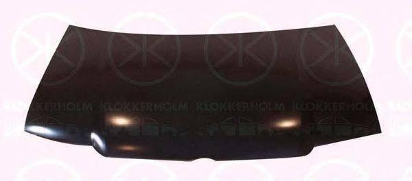 KLOKKERHOLM 9543280A1 Капот двигателя