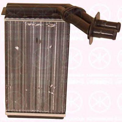 KLOKKERHOLM 2582306201 Радиатор печки