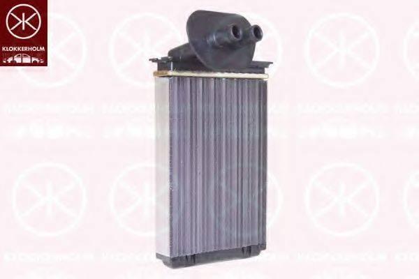 KLOKKERHOLM 9558306296 Радиатор печки