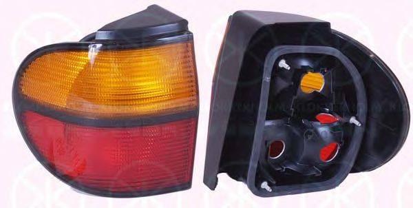 KLOKKERHOLM 95900711A1 Задний фонарь