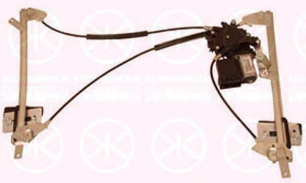 KLOKKERHOLM 95901901 Стеклоподъемник