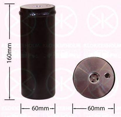KLOKKERHOLM 001530D014 Осушитель кондиционера