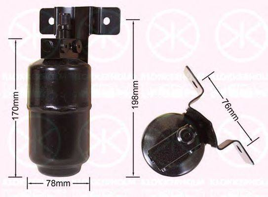 KLOKKERHOLM 258230D296 Осушитель кондиционера