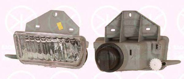 KLOKKERHOLM 95580293 Противотуманная фара