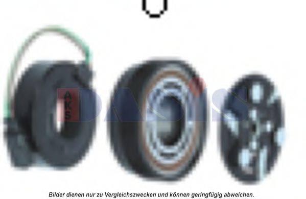 AKS DASIS 855001N Электромагнитное сцепление, компрессор