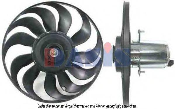 AKS DASIS 048089N Вентилятор системы охлаждения двигателя
