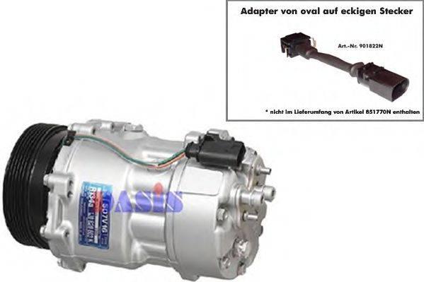 AKS DASIS 851770N Компрессор кондиционера