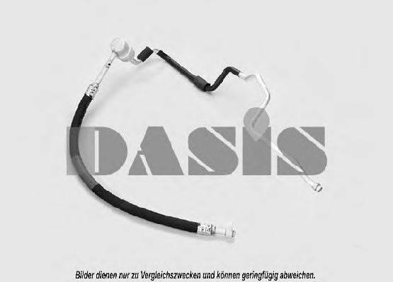 AKS DASIS 885583N Трубопровод высокого / низкого давления, кондиционер