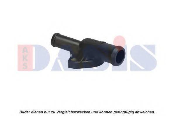 AKS DASIS 045037N Фланец охлаждающей жидкости