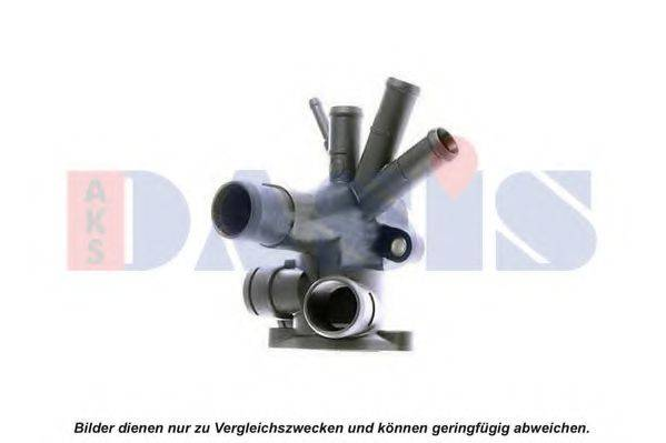 AKS DASIS 045034N Корпус термостата