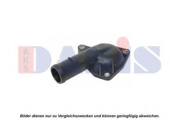 AKS DASIS 045030N Фланец охлаждающей жидкости