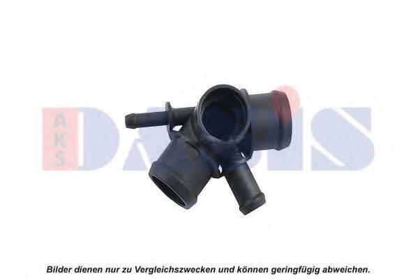 AKS DASIS 045027N Фланец охлаждающей жидкости