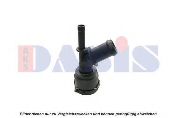 AKS DASIS 045025N Трубка охлаждающей жидкости