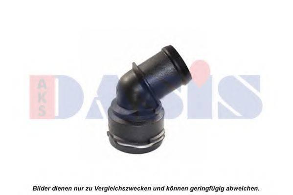 AKS DASIS 045024N Фланец охлаждающей жидкости
