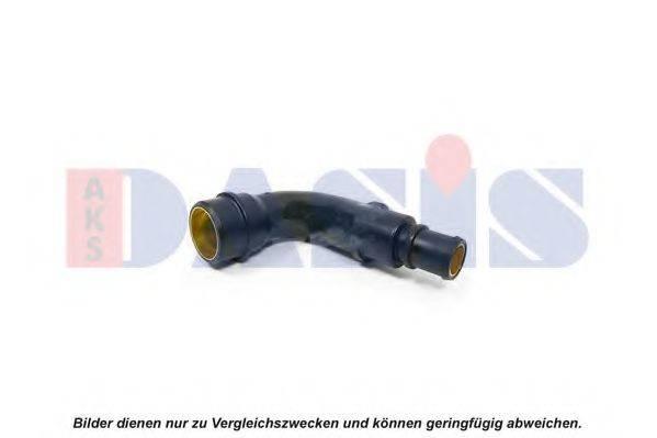 AKS DASIS 045022N Шланг вентиляции картера
