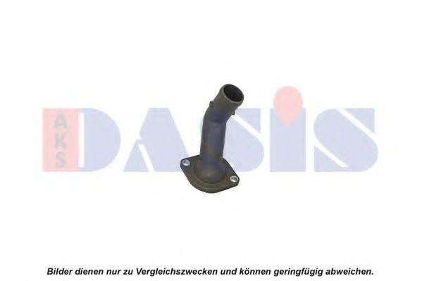 AKS DASIS 045015N Фланец охлаждающей жидкости