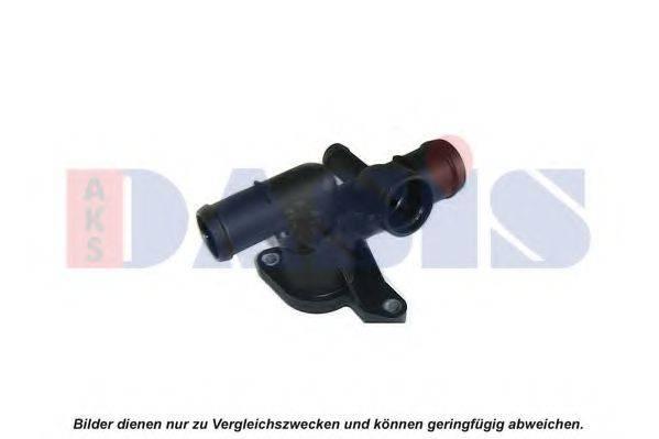 AKS DASIS 045011N Фланец охлаждающей жидкости