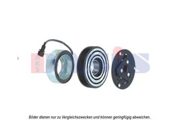 AKS DASIS 855010N Электромагнитное сцепление, компрессор