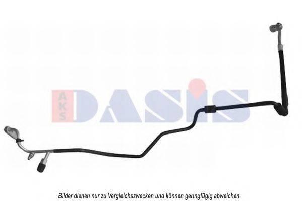 AKS DASIS 885804N Трубопровод высокого давления, кондиционер