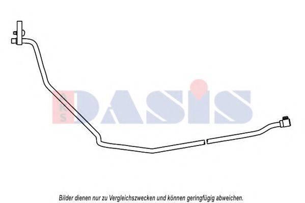 AKS DASIS 885805N Трубопровод высокого / низкого давления, кондиционер