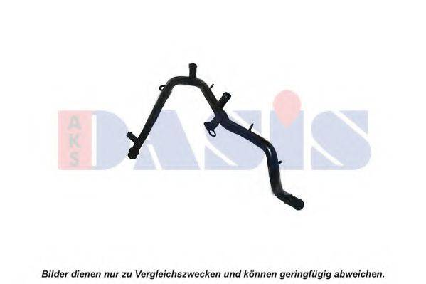 AKS DASIS 045061N Трубка охлаждающей жидкости