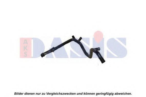 AKS DASIS 045056N Трубка охлаждающей жидкости