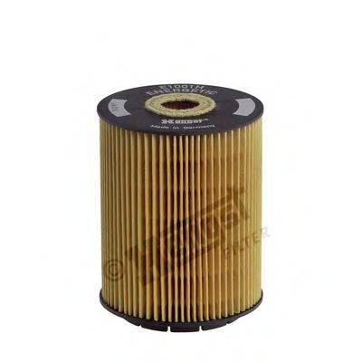 HENGST FILTER E1001HD28 Фильтр масляный ДВС