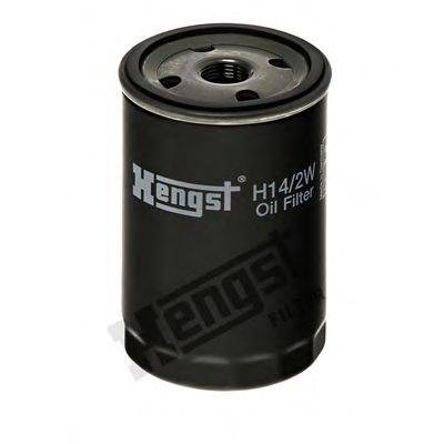 HENGST FILTER H142W Фильтр масляный ДВС