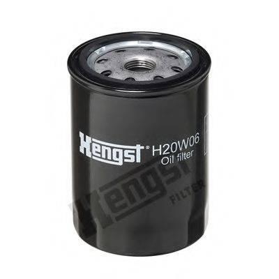 HENGST FILTER H20W06 Фильтр масляный ДВС
