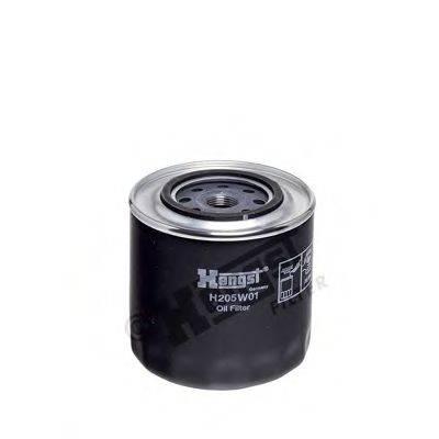 HENGST FILTER H205W01 Фильтр масляный ДВС