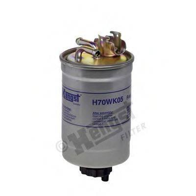 HENGST FILTER H70WK05 Топливный фильтр