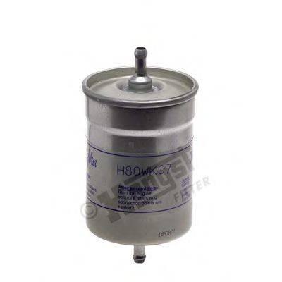 HENGST FILTER H80WK07 Топливный фильтр