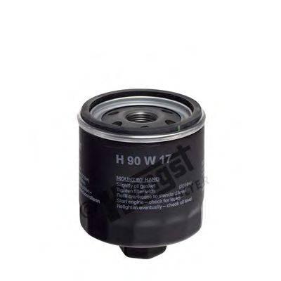 HENGST FILTER H90W17 Фильтр масляный ДВС